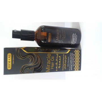 "Miracle oil  "" huile miraculeuse"""